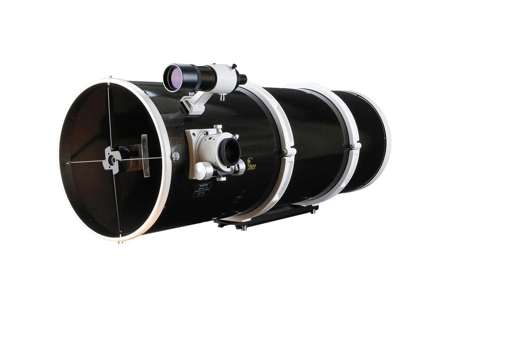 Tubo Newton Quattro 12S 300/1200 Skywatcher Wide Photo OTA