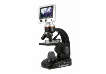 Microscopio Biologico Digitale LCD II Celestron Idea regalo 2020