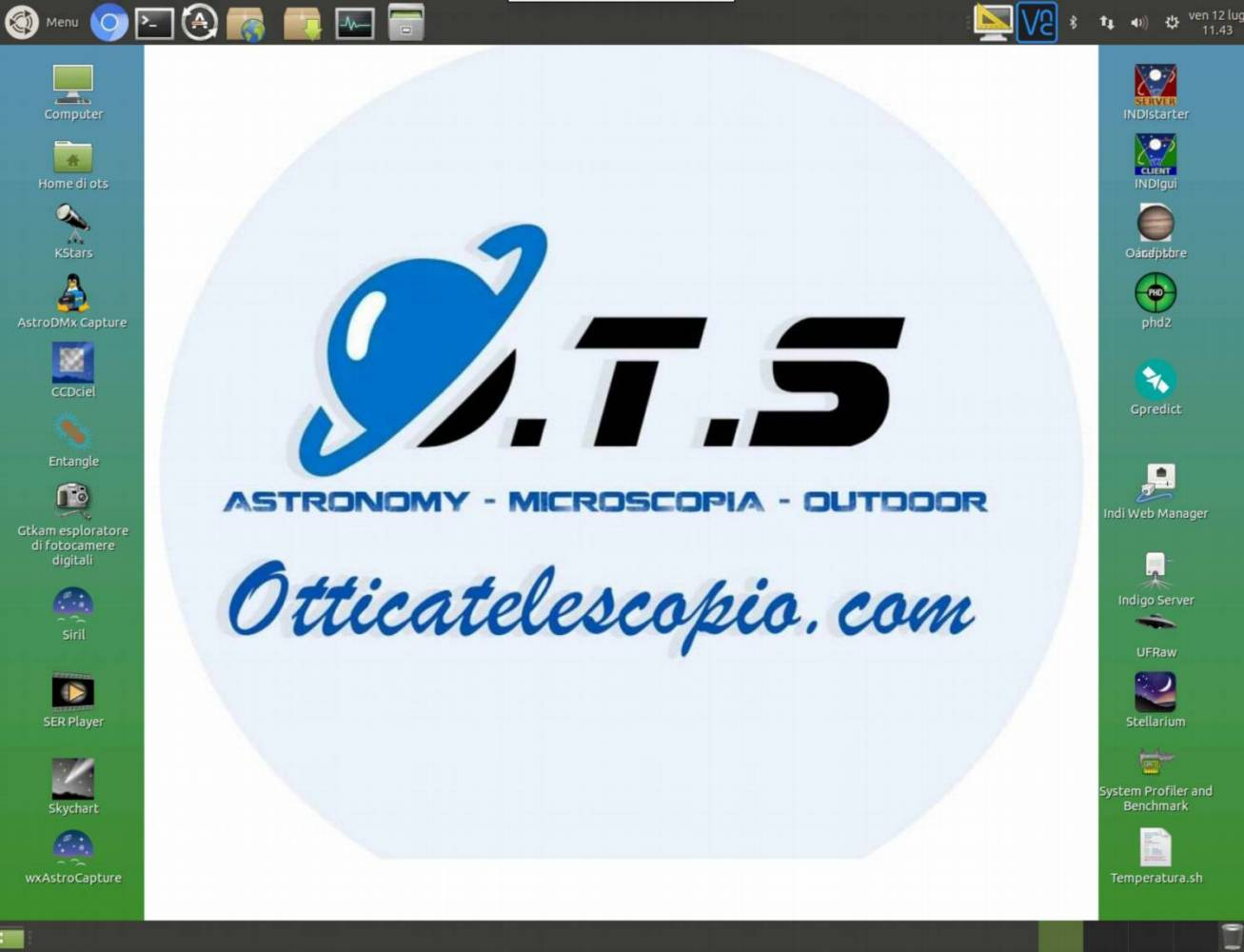 Micro SD 32 GB con Software per Astronomia