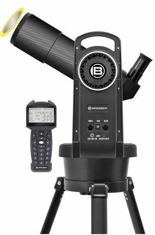 Telescopio 80/400 Goto Bresser Star Kit