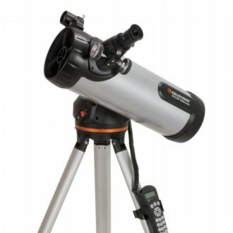 Celestron LCM 114 Telescopio Go To Computerizzato