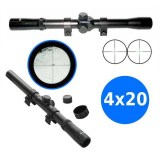 Riflescope 4x20 Per Carabina e Softair